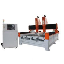 5.5kw water cooling spindle Stone cnc router